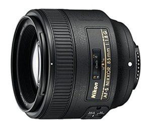 85 mm lens choice