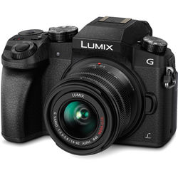 Lumix Panasonic G7 for Youtube videos