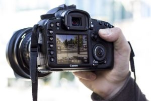 4th type of camera- dslr best for learning photography