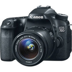 cannon 70D Camera for Youtube videos