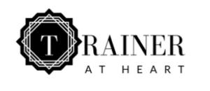 TrainerAtHeart.com Logo