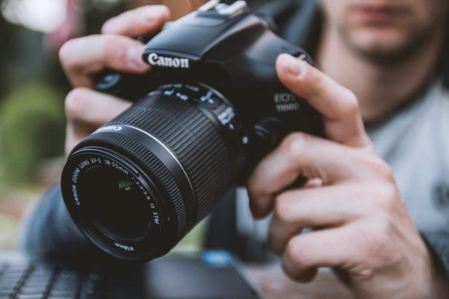 iso photography settings