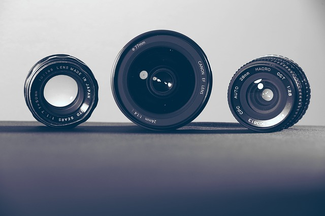 Multiple Camera Lenses